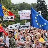 Кишинев охопили масові акції протесту