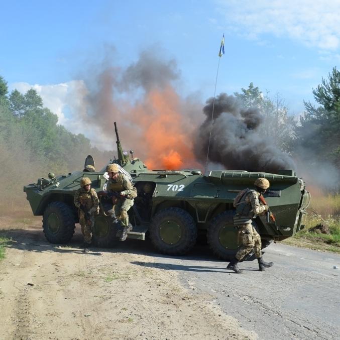 На Донецькому напрямку знову зафіксовані обстріли