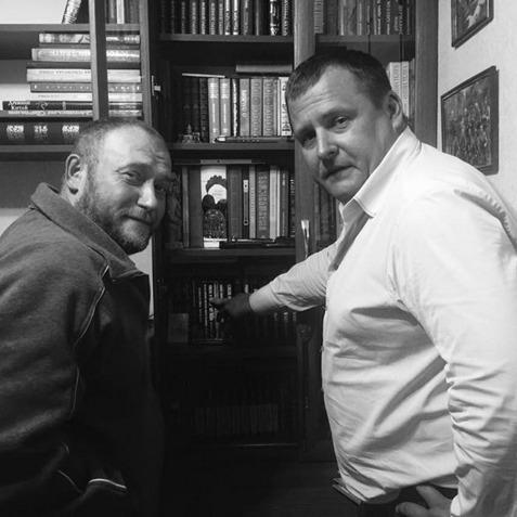 Борис Філатов поїхав в гості до Яроша