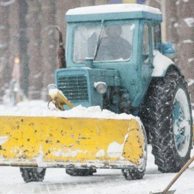 У Дніпропетровську через погодні умови закрили школи