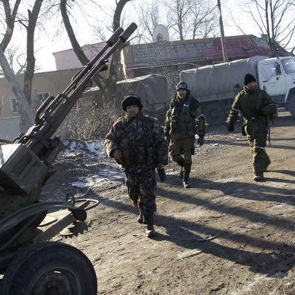 Бойовики провокували сили АТО у Мар'їнці на відкриття вогню перед ОБСЄ