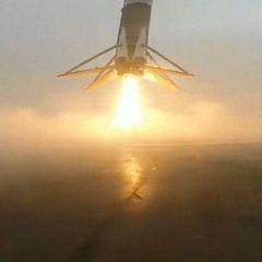 Ракета SpaceХ вибухнула під час посадки (відео)