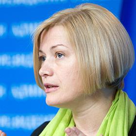У Мінську не обговорювали передачу російських ГРУшників - Ірина Геращенко