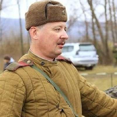 """Стрєлков: розстріли людей у Слов'янську проводили за """"сталінськими законами"""""""