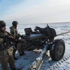 За добу бойовики 47 разів обстріляли позиції ЗСУ - штаб АТО