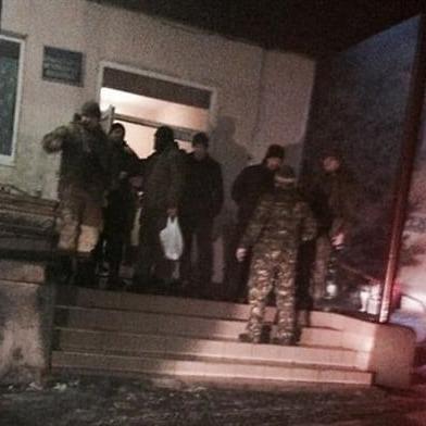 Нацполіція оприлюднила відео з камер спостереження під час сутички у Драгобраті