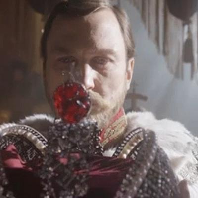 Кіно Росії: Роль російського царя виконав німецький актор, який знімався у порно (ВІДЕО)
