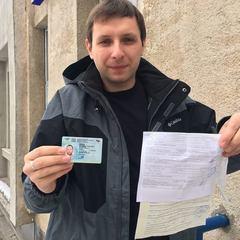Парасюк попросив вибачення за порушення правил дорожнього руху