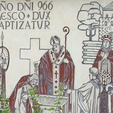 У Познані готуються до урочистостей з нагоди 1050-ї річниці хрещення Польщі