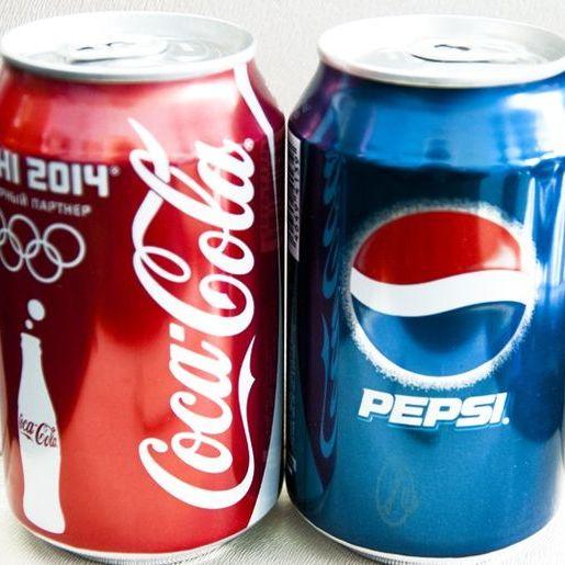 "Через ""російський Крим"" проти Coca-Cola та Pepsi порушили кримінальну справу"