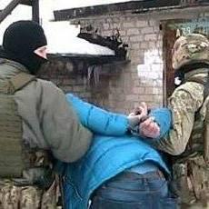 На Донбасі бійці АТО зловили колишню коханку терориста Гіві