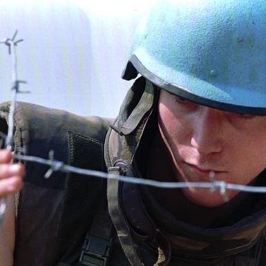 Європарламент схвалив проект розміщення миротворців у Донбасі