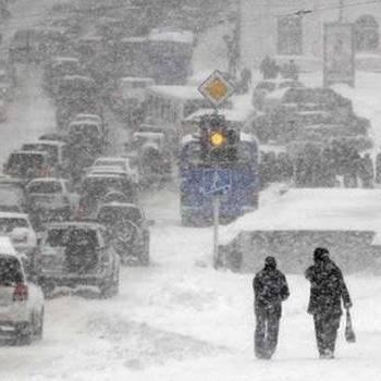 Гідрометцентр оголосив штормове попередження на Київщині