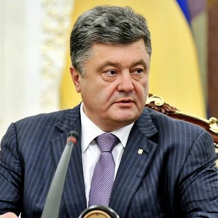Україна стала однією з головних тем у Давосі, - Порошенко
