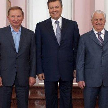 Кучма не хоче вести переговори у Мінську