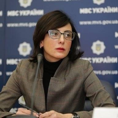 Деканоїдзе дала підлеглим місяць на стабілізацію криміногенної ситуації