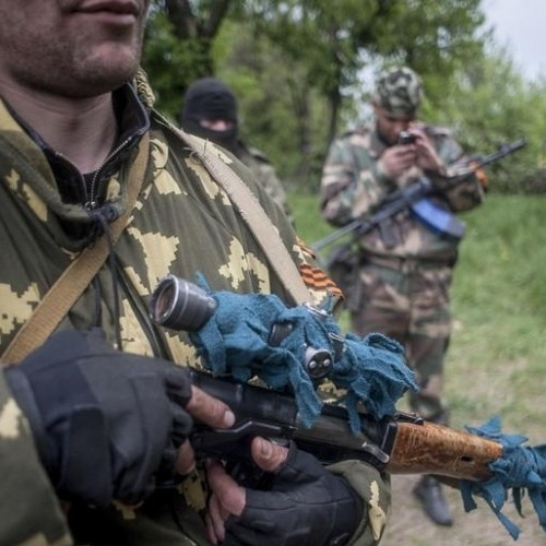 У тилу бійців АТО бойовики створюють базу для диверсій