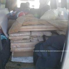 Житель Дніпропетровщини намагався дати прикордонникам хабара, аби його товар пропустили в Крим