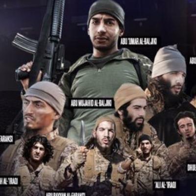 ІДІЛ опублікувала відео, на якому виконавці терактів у Парижі страчують заручників