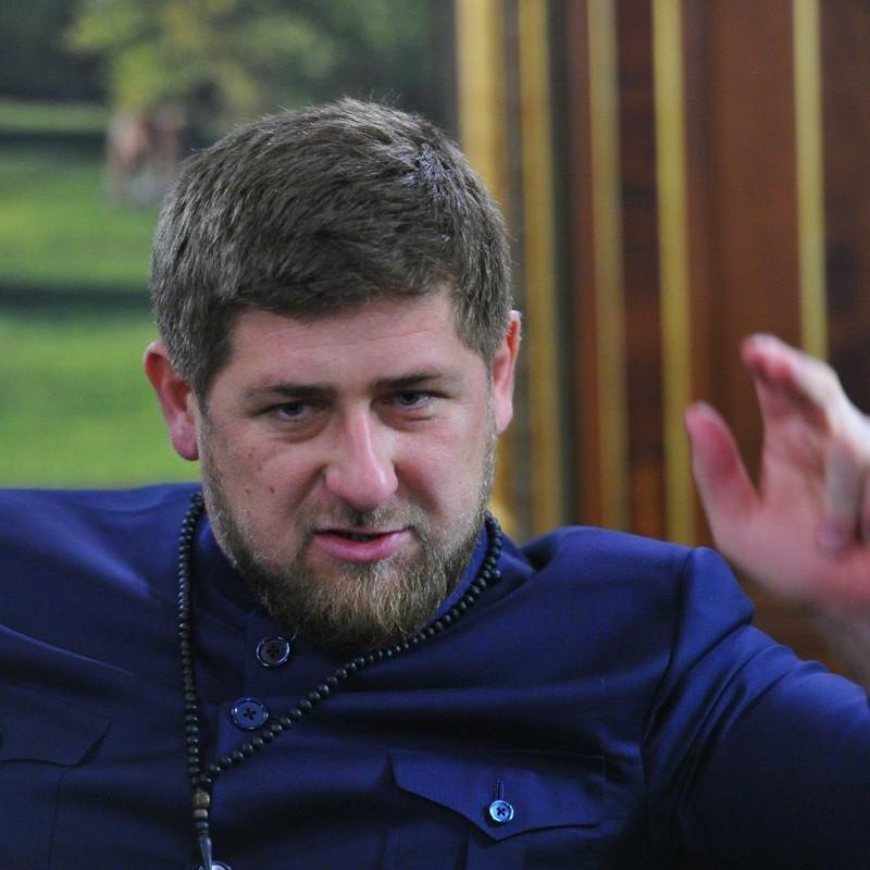 Кадиров виправдався за псевдозвання академіка