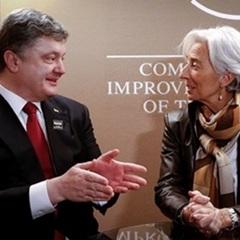 Україна найближчим часом отримає від МВФ 1,7 млрд доларів - Порошенко