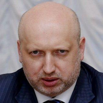 Турчинов жорстко відповів Путіну щодо його вислову про кордон