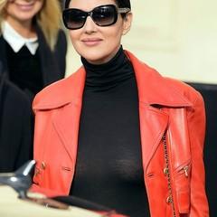 На Паризький тиждень моди Моніка Белуччі пришла в лосинах і без нижньої білизни (фото)
