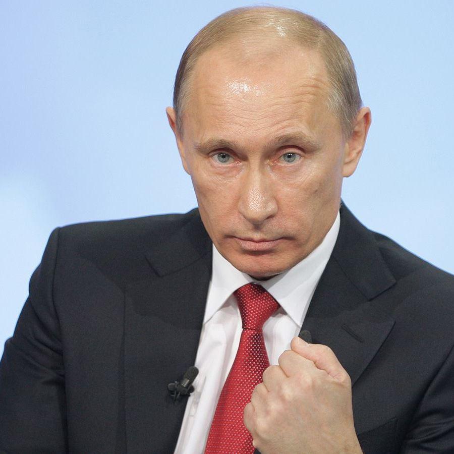 """Путін процитував Висоцького, обговорюючи """"нападки"""" на Росію в Давосі"""