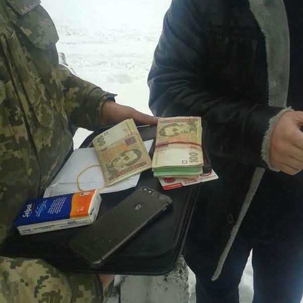 СБУ затримала командира військової частини на хабарі (ФОТО)