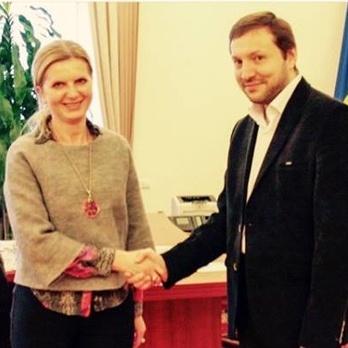 Словенія передала техніку для відновлення українського мовлення в зоні АТО