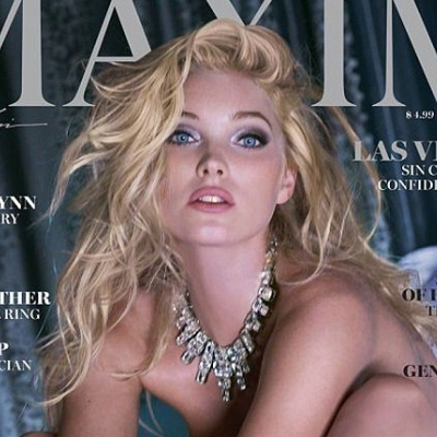 Модель Victoria's Secret сфотографувалася для Maxim повністю оголеною