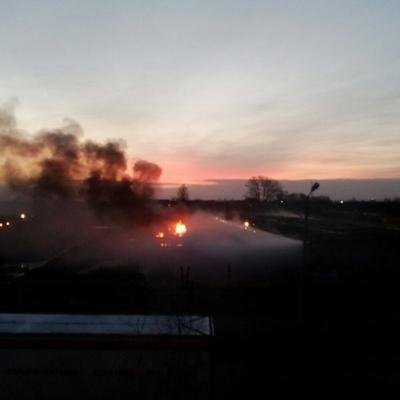 На російській військовій базі під Калінінградом сталася серія потужних вибухів (ФОТО)