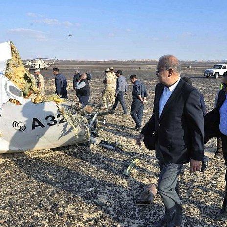 Reuters назвало причетних до катастрофи А321