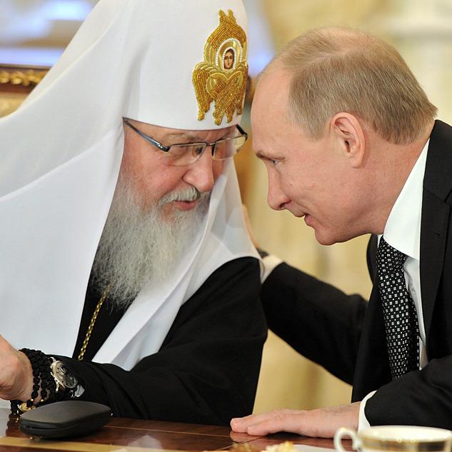 Російський патріарх Кирило вважає, що через геїв люди перестали боятися гріха
