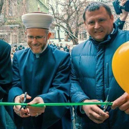 Борис Філатов відкрив у Дніпропетровську Ісламський центр (ФОТО)