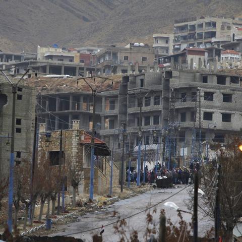Серія вибухів у Дамаску спричинила велику кількість жертв