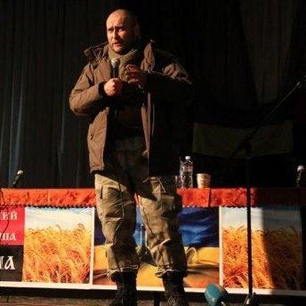 Ярош готовий замінити Петра Порошенка на посту голови держави