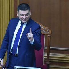 Гройсман заявив, що Абромавічус ще повернеться в уряд