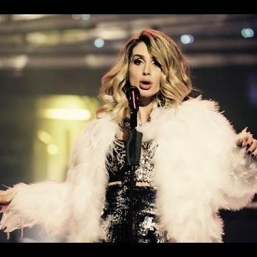 Українська співачка розважається на вечірках російських зірок