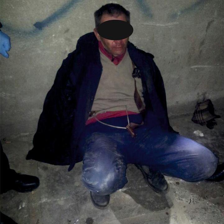 У Львові вночі патрульні поліцейські застосували зброю