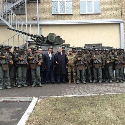 В Антикорупційному бюро з'явився свій спецназ з БТРами (ФОТО)