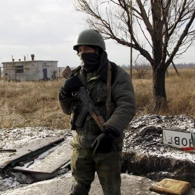 Бойовики мінометами перебили газопровід на Луганщині