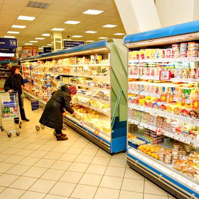 У Росії почали видавати кредити на продукти
