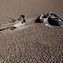 У Болівії випарувалося друге за величиною озеро країни