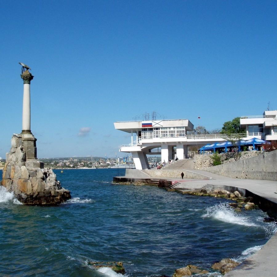 Як сьогодні виглядає місто Севастополь? (відео)