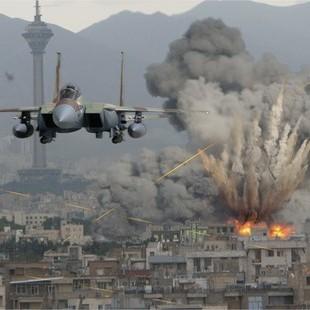 Росія пропонує зупинити вогонь в Сирії з 1 березня