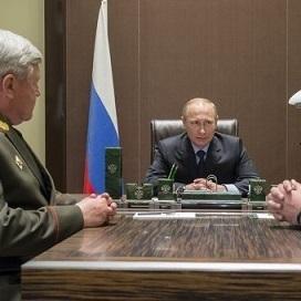 Путін звільняє своїх силовиків