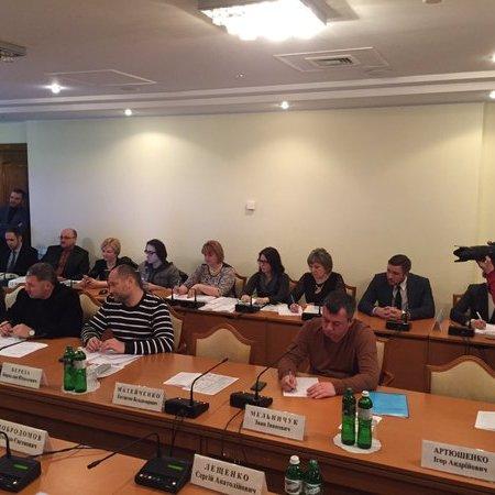 Абромавичус не прийшов на засідання антикорупційного комітету