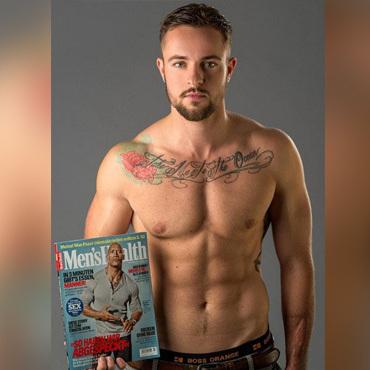 Трансгендер вперше з'явився на обкладинці журналу Men's Health (ФОТО)