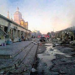 Мільйонне місто Донецьк нині стало спустошеним (фоторепортаж)